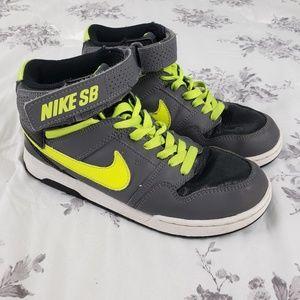 Nike SB Boys Sneakers Mogan Mid 2 Jr